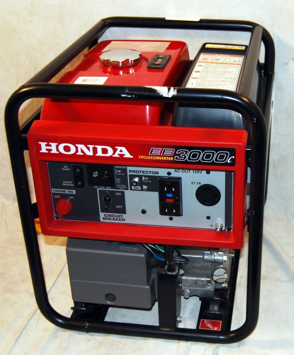 Honda EB3000C Cycloconverter Generator