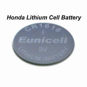 Honda Civic Key Fob >> Honda Key Fob Remote Battery CR1616 Pilot 2005 2015 | eBay