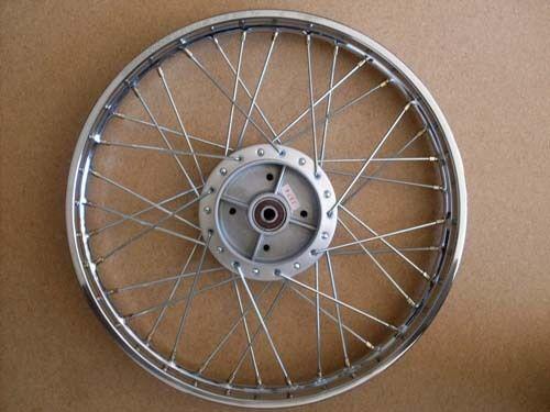 Honda Complete Rear Wheel Rim CD50 CD70 C50 C70 Passport C200 H2574