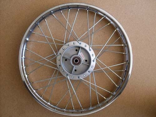 Honda Complete Rear Wheel Rim CD50 CD70 C70 C50 C110