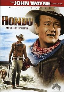 Hondo (DVD, 2005, Collector's Edition)