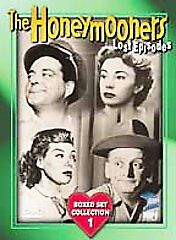 The Honeymooners - The Lost Episodes: Co...