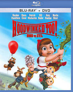 Hoodwinked Too! Hood vs. Evil (Blu-ray/D...