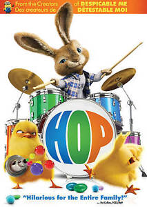 Hop (Blu-ray/DVD, 2012, 2-Disc Set, Incl...