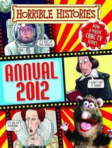 Horrible History Annual: 2012 by Eaglemo...