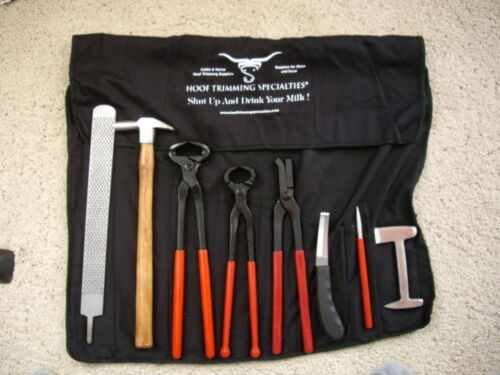 Horse Owner 8 piece Farrier Kit in Pet Supplies, Horse Supplies | eBay