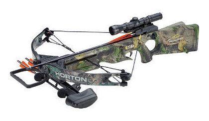Horton Team Realtree Hd 175 W ez Winder Crossbow on PopScreen