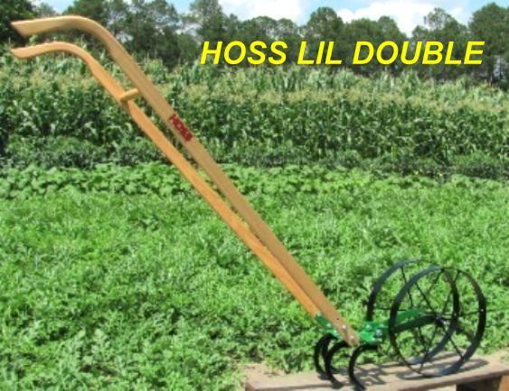 Wheel Hoe Push Plow Garden Wheel Hoe Turn Plow Cultivator