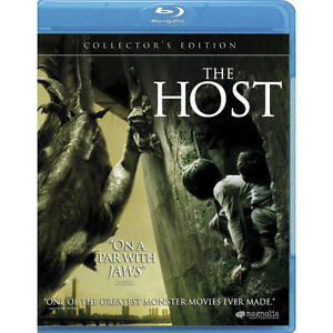 The Host (Blu-ray Disc, 2007)