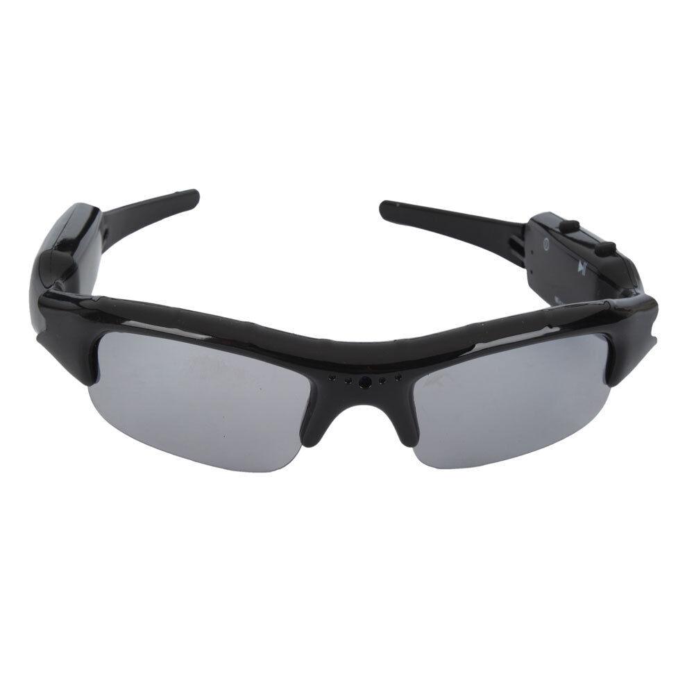 Hot Cam Sun Glasses Camera DVR DV Video Surveille Camcorder Security