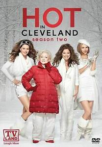 Hot in Cleveland: Season Two (DVD, 2011,...