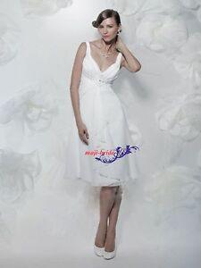 Wedding Dresses Casual Knee Length - Flower Girl Dresses