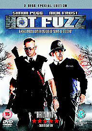 Hot Fuzz (DVD, 2007, 2-Disc Set)