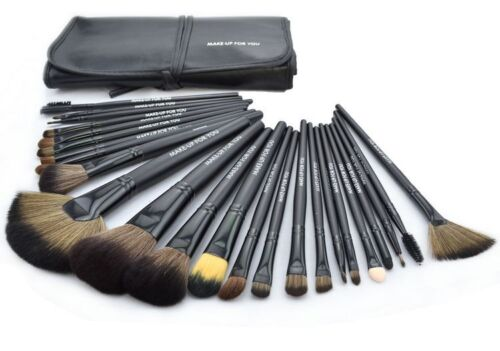 Hot Professional 24 PCS Cosmetic Makeup Brush Set Make-up Toiletry Kit Make Up B in Health & Beauty, Makeup, Makeup Tools & Accessories | eBay