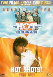 Hot Shots / Hot Shots Part Deux (DVD, 20...