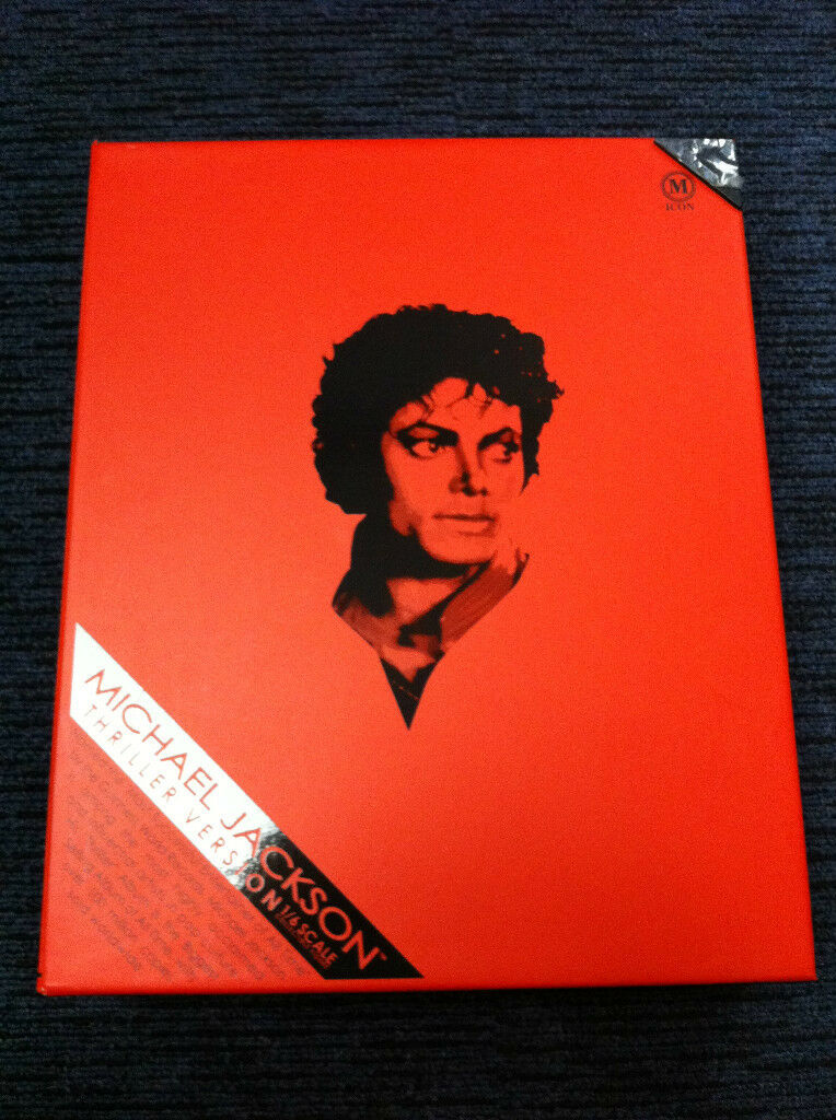 Hot Toys M I s 09 Michael Jackson Thriller Version New