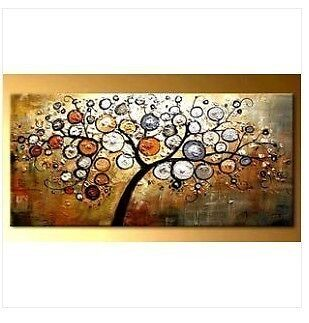 Hot sale! 1PC MODERN ABSTRACT HUGE WALL ART OIL PAINTING ON CANVAS(no frame+gift in Art, Wholesale Lots, Paintings | eBay
