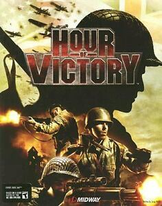 Hour of Victory by Midway Games Staff an...