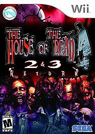 The House of the Dead 2 & 3 Return  (Wii...