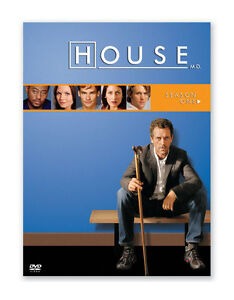 House: Season One (DVD, 2005, 3-Disc Set...