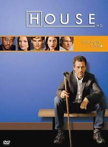 House: Season One (DVD, 2009, 6-Disc Set...