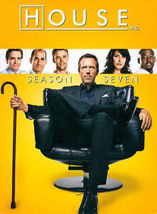 House: Season Seven (DVD, 2011, 5-Disc S...
