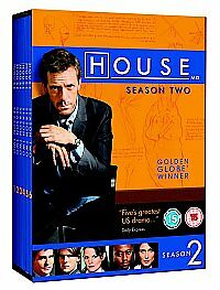 House - Series 2 - Complete (DVD, 2006, ...