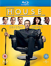 House - Series 7 - Complete (Blu-ray, 20...