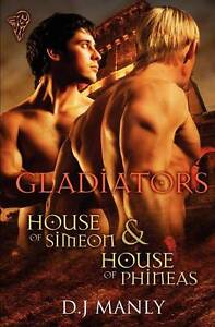 House-of-Simeon-AND-House-of-Phineas-by-D-J-Manly-Paperback-2011-Gay-interest