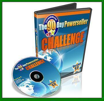 How to Sell on eBay PowerSeller Guide eBook CD + BONUS in Everything Else, Information Products, Other | eBay