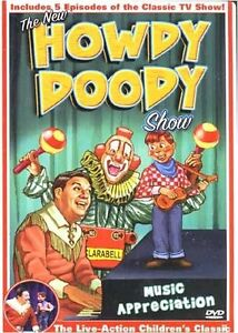 Howdy Doody - Vol. 1: Music Appreciation...