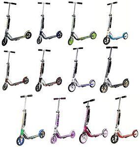Hudora-Roller-Scooter-Cityroller-Big-Wheel-RX-205-10-verschiedene-Modelle
