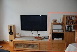 h lsta massivholz aufbau f r lowboard serie lilium erle massiv. Black Bedroom Furniture Sets. Home Design Ideas