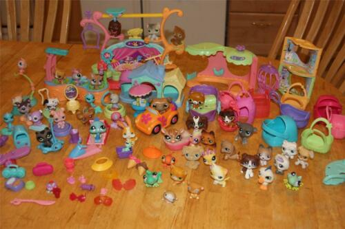 Huge Lot of Littlest Pet Shop Toys in Toys & Hobbies, Pretend Play & Preschool, Littlest Pet Shop | eBay