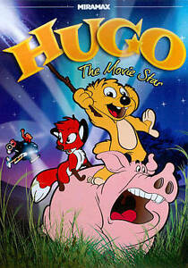 Hugo the Movie Star (DVD, 2011)