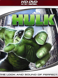 The Hulk (HD-DVD, 2006)