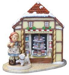 Hummel Bakery Scene Scape for Hummel Figurines - Musical, Lights and Rotates!!! in Collectibles, Decorative Collectibles, Decorative Collectible Brands | eBay