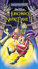 The Hunchback of Notre Dame II (VHS, 200...