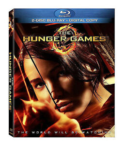 The Hunger Games (Blu-ray/DVD, 2012, 2-D...