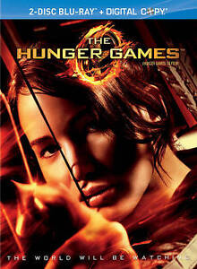 The Hunger Games (Blu-ray Disc, 2012, Ca...