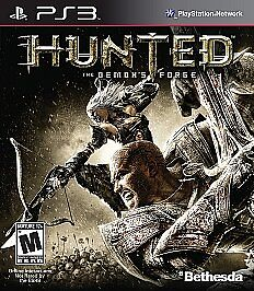 Hunted: The Demon's Forge  (Sony Playsta...