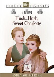 Hush...Hush, Sweet Charlotte (DVD, 2005)
