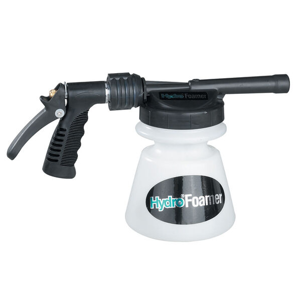 Hydro foamers sprayer and spray nozzles for pets dog