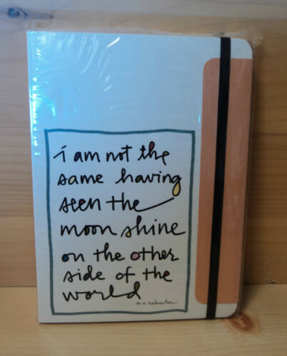 I am not the same MOON SHINE journey diary book JOURNAL blank 80 lined pages in Books, Accessories, Blank Diaries & Journals | eBay