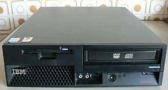 IBM ThinkCentre M52 8215 29U SFF CORE DUO 34GHz DVD