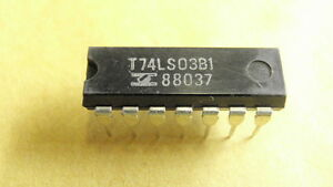 IC-BAUSTEIN-74LS03-20619-181
