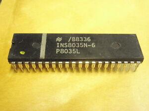 IC-BAUSTEIN-8035-INS8035N6-CPU-19260-152