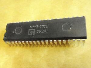 IC-BAUSTEIN-AY-3-1270-19191-152