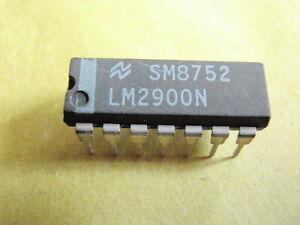 IC-BAUSTEIN-LM2900-16468-122