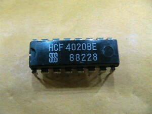 IC-BAUSTEIN-MOS-4008-3x-12275